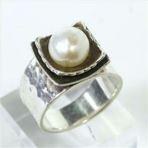 Silpada Sterling Silver Cultured Freshwater Pearl